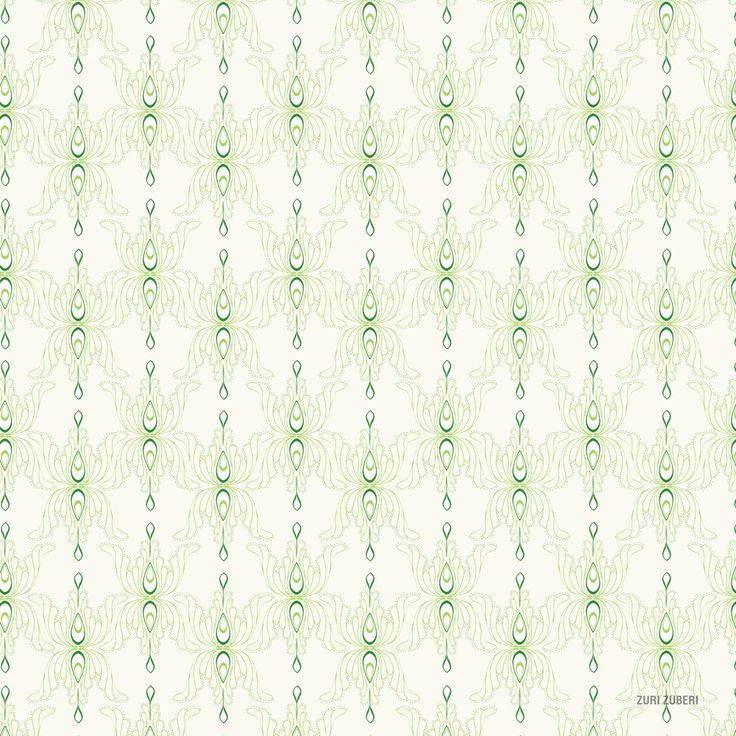 Water Lilly. Prints from the collection Versatile Vegetation that was inspired by tropical flora.
