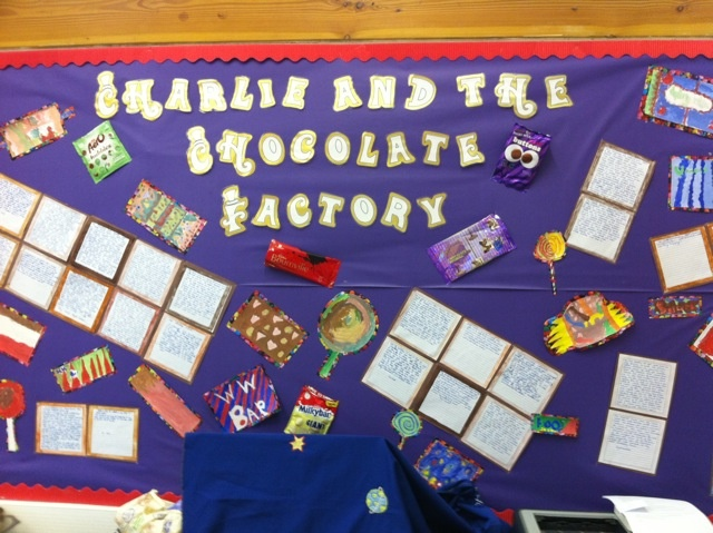 Charlie and the Chocolate Factory | Teaching Photos