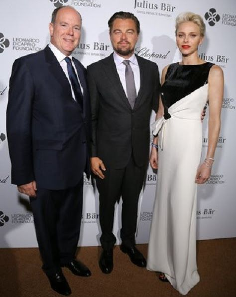 22 July 2016 - The Leonardo DiCaprio Foundation 3rd Annual Saint-Tropez Gala
