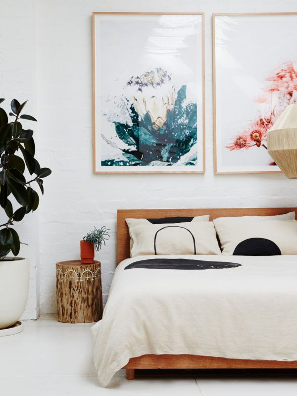 the vallentine project the design files australias most popular design - Bedroom Art Ideas