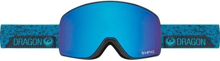 Other Snowboarding 159155: New Dragon Nfx2 Ski Snowboard Goggles Stone Blue Blue Steel Plus Bonus Lens -> BUY IT NOW ONLY: $116.97 on eBay!