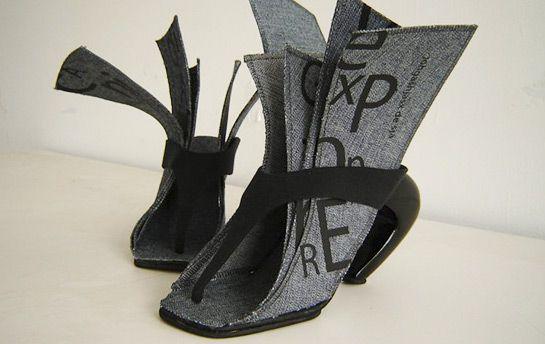 Maquetas zapatos inspiradas diario