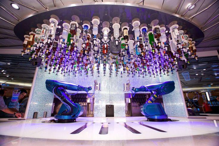 Bionic Bar - Quantum of the Seas