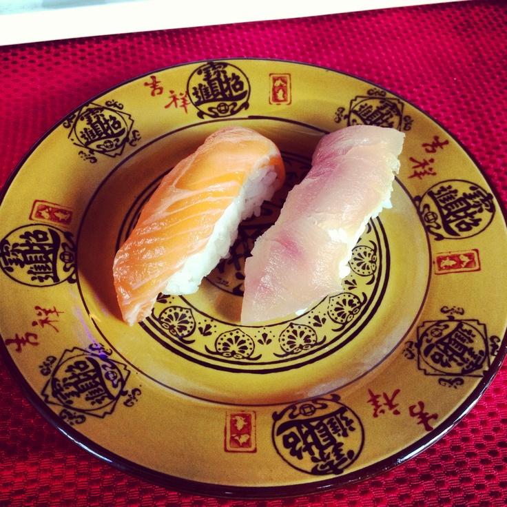 Sushi  #sushi #japanese #fish #salmon #tuna #food #japanesefood #japaneserestaurant #restaurant