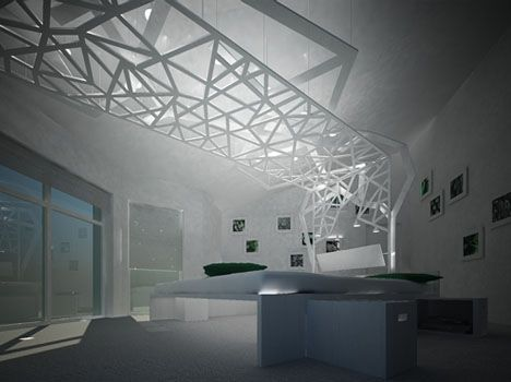 interiorCanopies Design, Beds Canopies, Ceiling Design, Ceilings Design, Castles Inspiration Master, Geometric Bedrooms, Bed Canopies, Bedrooms Decor, Modern Bedrooms