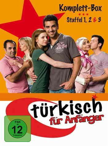 türkisch für Anfänger - Komplett-Box Staffel 1, 2  3