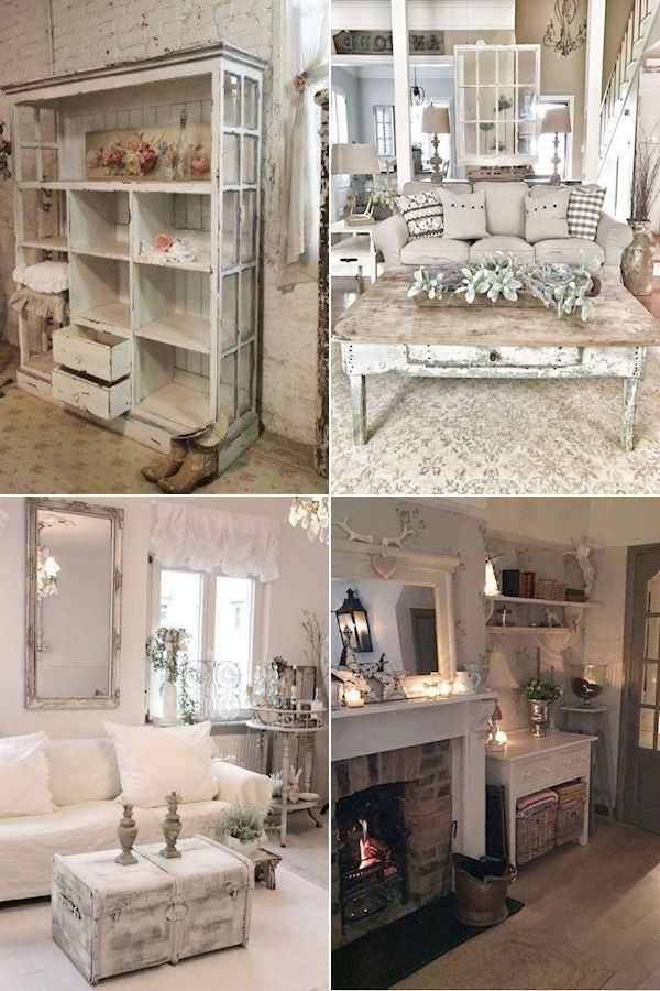 Shabby Chic Accent Chairs Small White Shabby Chic Table Used Shabby Chic Furniture For Sale In 2021