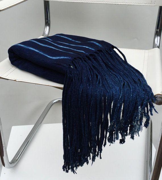 Handgefertigte afrikanische Indigo-Farbstoff von BlueMoonTextile