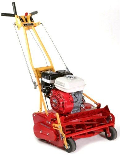 Landscaping Gas Tools : Mclane inch hp honda gas powered self propelled