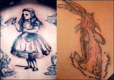 Tatuagens Literárias/Literary Tattoos list