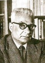 """Elias Venezis (Greek: Ηλίας Βενέζης) is the pseudonym of Elias Mellos, a major Greek novelist. He was born in 1904 in Ayvalık (Κυδωνίες) in Asia Minor and died in Athens in 1973. He wrote many books, of which the most famous are Number 31328 and Aeolian Earth. He is considered to be one of the writers of """"the Generation of the 30s"""""""
