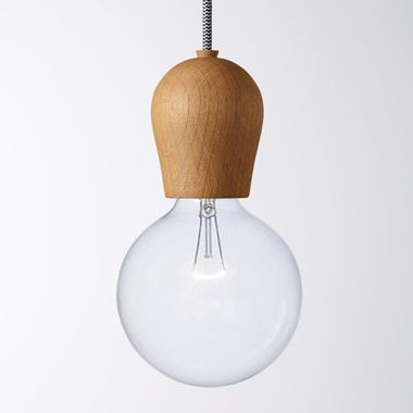 Oiled Sprout with G125 incandescent globe