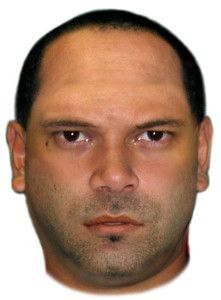 Police want to speak to this man about an armed robbery at a motel in Charlton Esplanade, Torquay on December 2, 2013. About 8pm, a man went into a guest's room, threatened her with a knife,and stole her handbag and other items before leaving the room. The victim was not physically injured. The man is described as Middle Eastern in appearance, aged in his mid to late 20s, approximately 177cm tall and has a heavy build. If you have information, call Crime Stoppers on 1800 333 000.