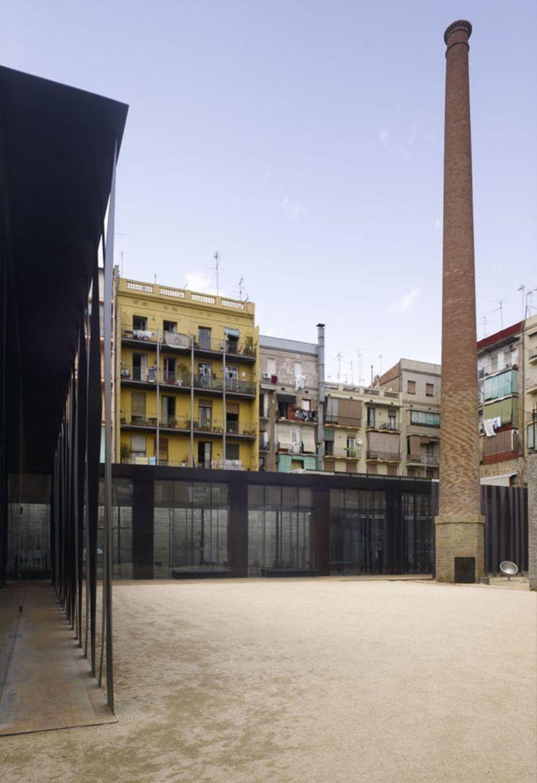 RCR arquitectes, Eugeni Pons · Sant Antoni – Joan Oliver Library · Divisare