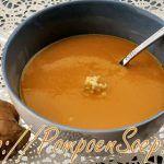 Supermakkelijk en overheerlijk : wortel gember soep