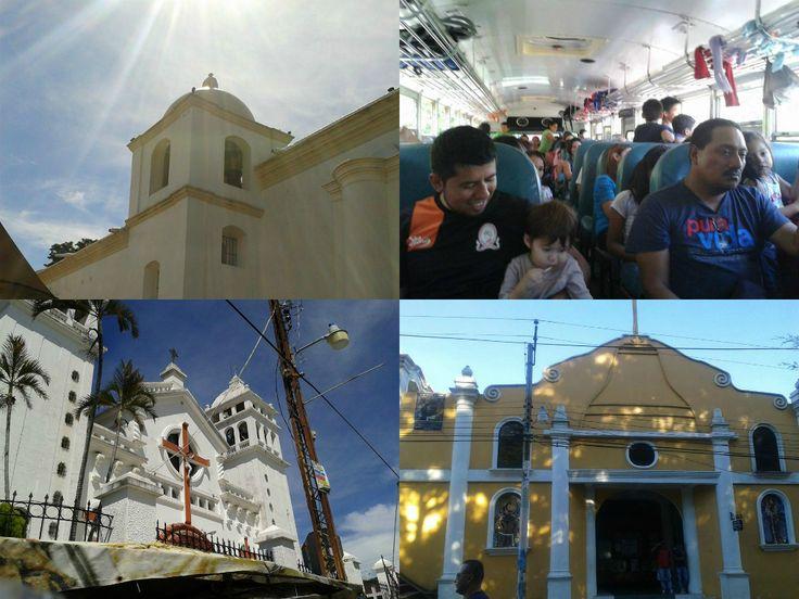 Este Domingo 25 de octubre el Ministerio de Catequesis realizo una excursión a San Antonio del Monte, Juayua y Salcoatitan