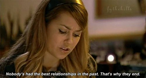 Ended relationships