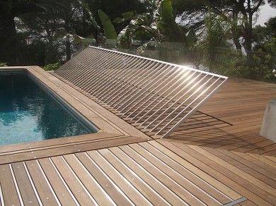 Les 25 meilleures id es de la cat gorie barriere piscine sur pinterest cl t - Protection piscine amovible ...