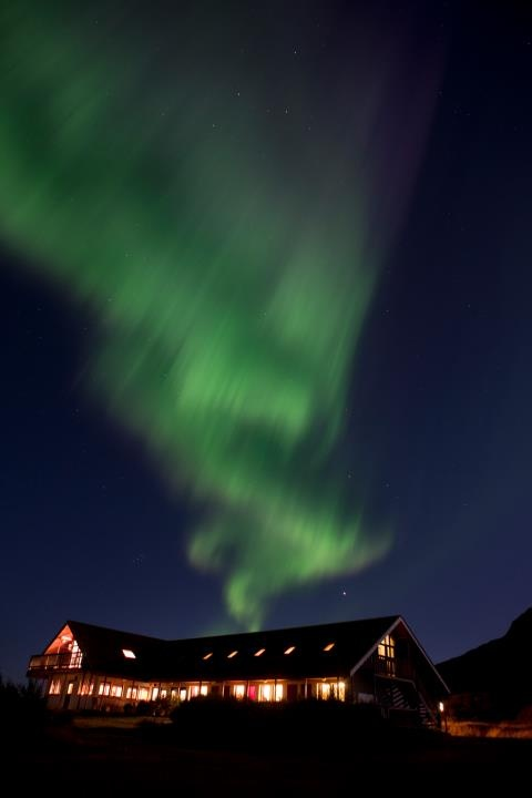 Aurora Borealis as seen from Iceland.  From http://en.hotelbru.is/to-do-and-see/northern-lights/