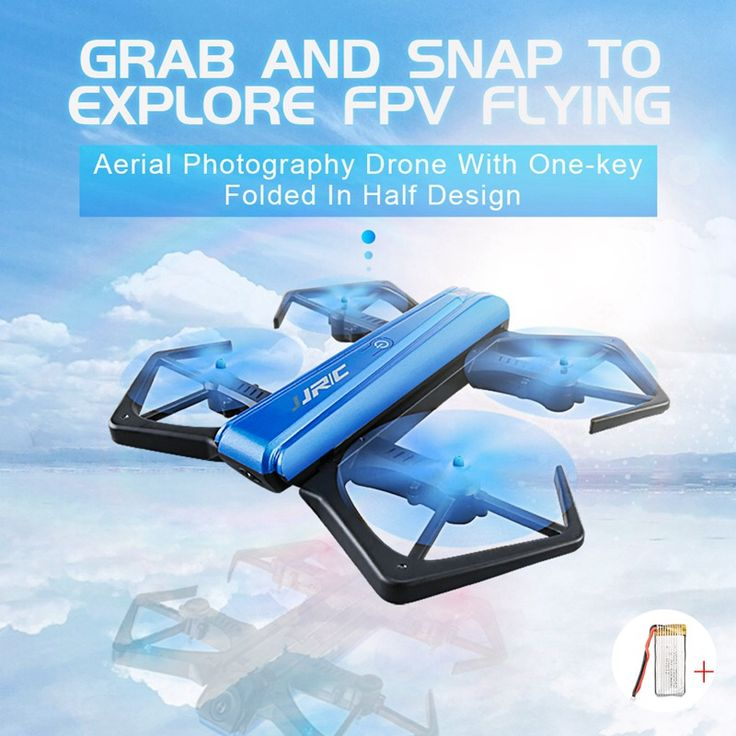 JJrc H43wh Selfie RC Foldable Drone With Camera 720p //Price: $66.48 & FREE Shipping //     #chokers #bracelts
