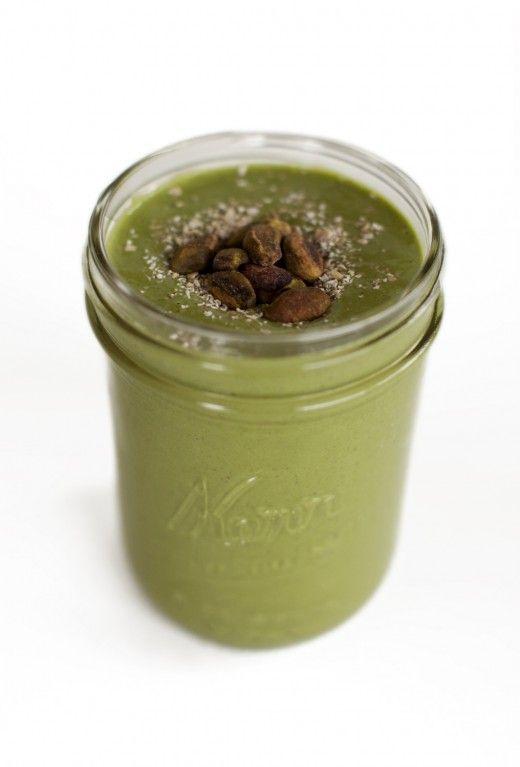 pistachio ice cream smoothie pistachio kale pistachio smoothie green ...