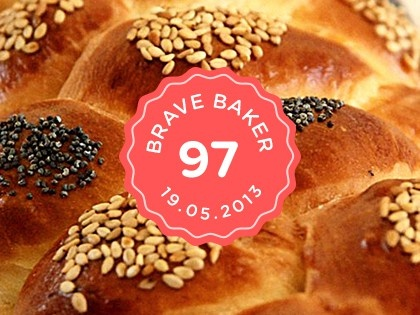 I'll be baking brave for World Baking Day on 19th May. Are you up for the challenge?