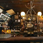 McSorley's Old Ale House  15 E. 7th St., New York ~ Scene: Bar Food, Breweries/Beer Gardens, Classic NY, Dive Bar, Irish/Pub