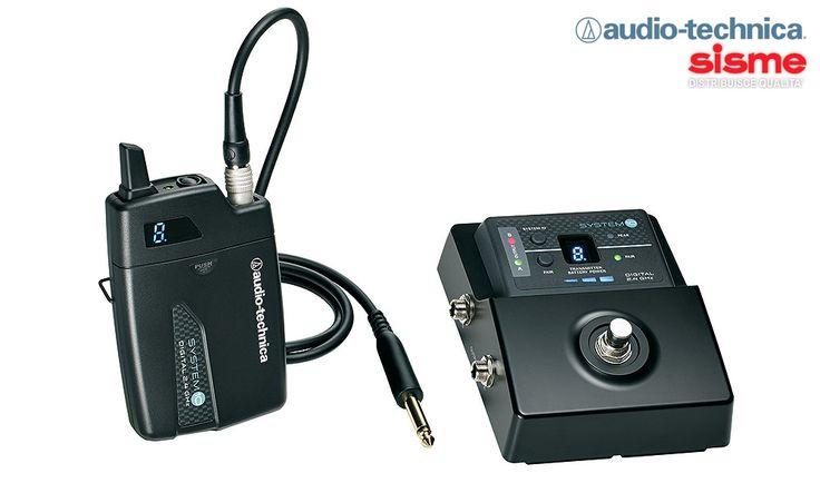 Audio-Technica System 10 Stompbox   MusicOff