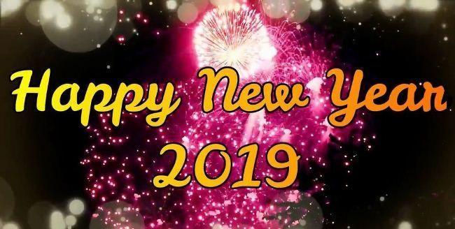 Happy New Year 2019 Hd Whatsapp Status Video Happynewyear2019greetings Happynewyear2019wishes Happynewye Happy New Year 2019 Happy New Happy New Year Status