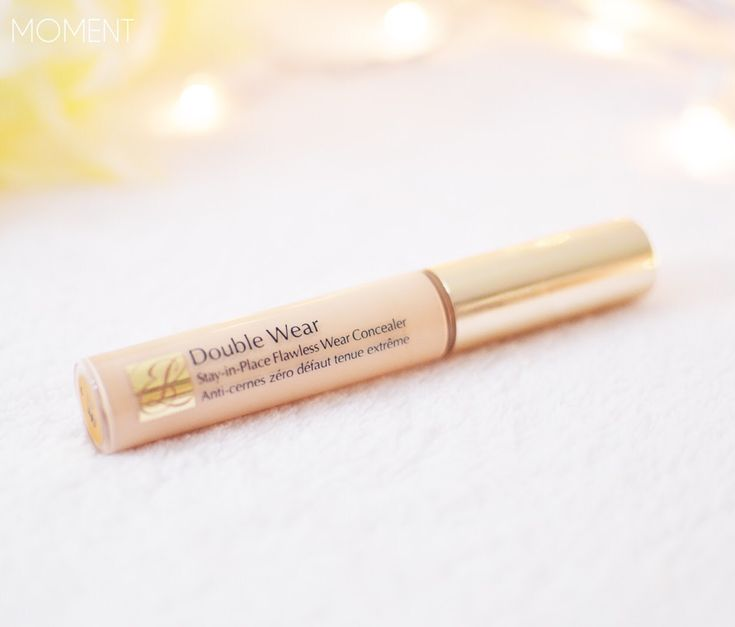 Estee Lauder double wear concealer: highly recommended like NARS concealer + NYX HD Concealer with long wear