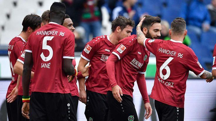 Sandhausen kann's ja doch: Hannover 96 siegt und bleibt oben dran