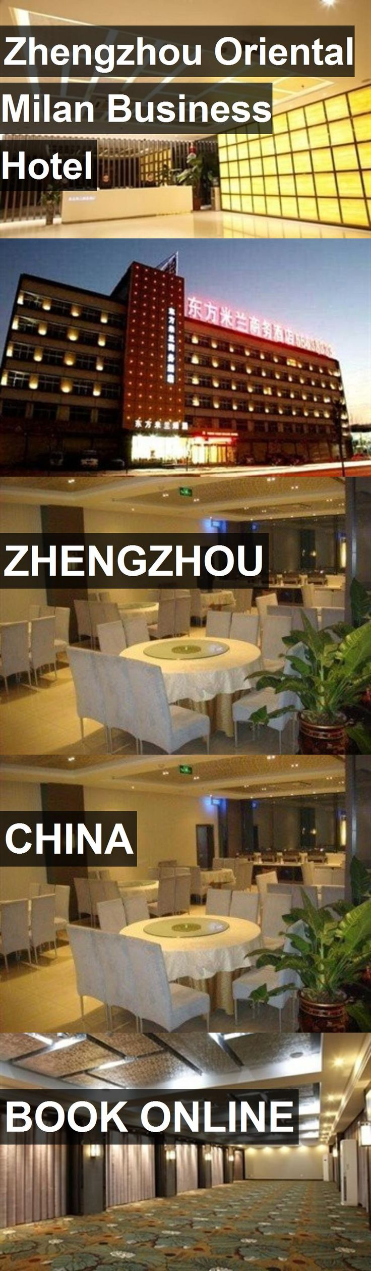 Zhengzhou Oriental Milan Business Hotel in Zhengzhou, China. For more information, photos, reviews and best prices please follow the link. #China #Zhengzhou #travel #vacation #hotel