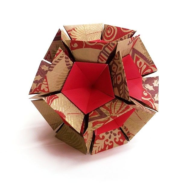 253 best kusudamas images on pinterest modular origami. Black Bedroom Furniture Sets. Home Design Ideas