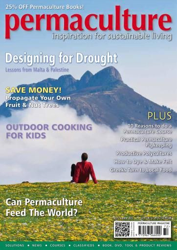 Permaculture, Trade   Thanks to the many fine people who put these inspiring  messages and  information together,