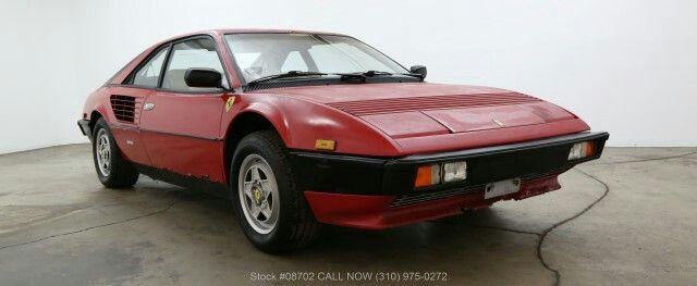 1982 Ferrari Mondial Coupe