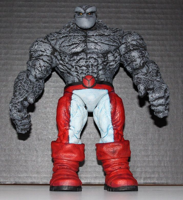 Badrock (Image) Custom Action Figure