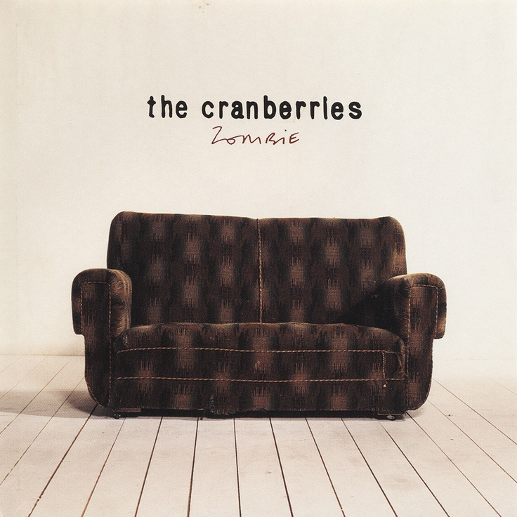 The Cranberries ‎- Zombie [Island Records]