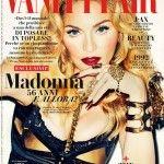 Madonna sulla cover di Vanity Fair Italia