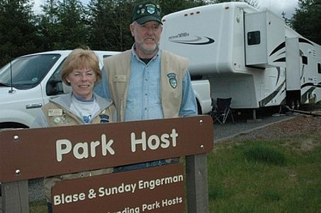 How to Be a State Park Camp Host