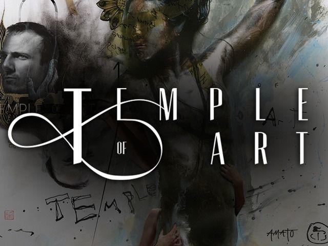 Temple of Art: The Documentary by allan amato — Kickstarter