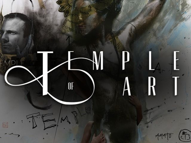 Temple of Art: The Documentary by allan amato — Kickstarter