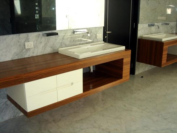 97 mejores im genes sobre gabinetes de ba os en pinterest for Gabinete para lavabo