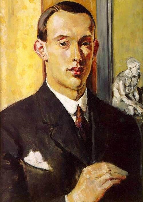 Jacek Malczewski - Rafał Malczewski, 1917.