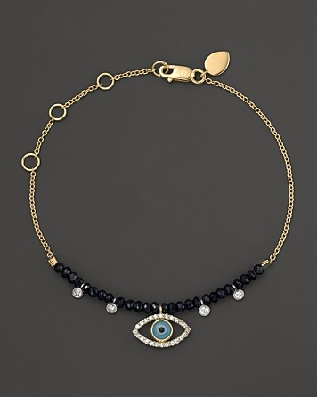 Meira T Turqoise Evil Eye Bracelet   Bloomingdale's