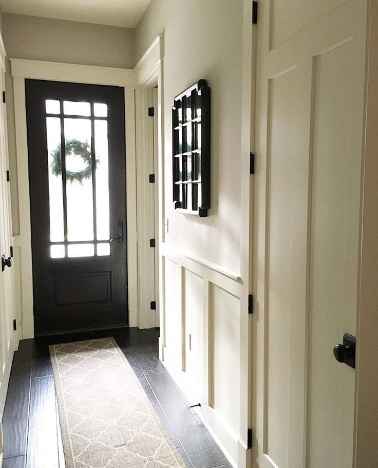 21 Best Images About Love It Hallways On Pinterest: 1000+ Ideas About Wainscoting On Pinterest