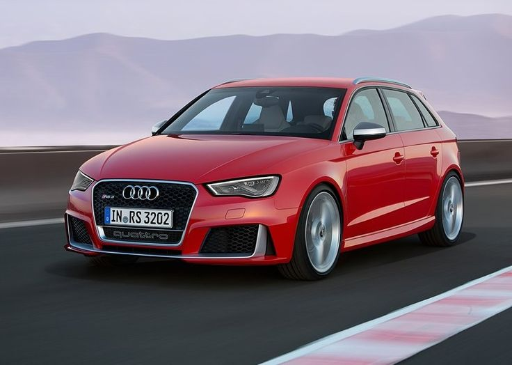2016 Audi RS3 Sportback with Beautiful Design