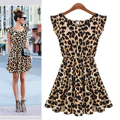 Fashion-Women-Sexy-Leopard-Casual-Evening-Cocktail-Party-Mini-Dress-Summer-Dress