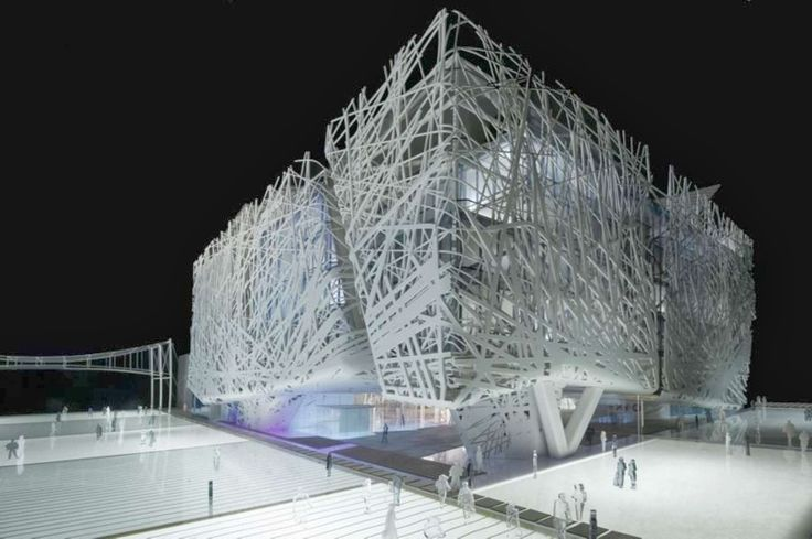 The winning project of the International Design Competition of the Italian Pavilion at Expo 2015 is extremely ambitious and it definitely lives up to represent the Country.