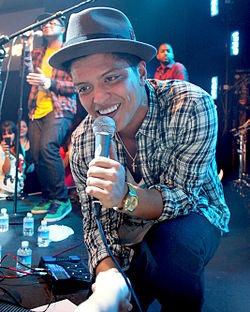 Love me some Bruno Mars!