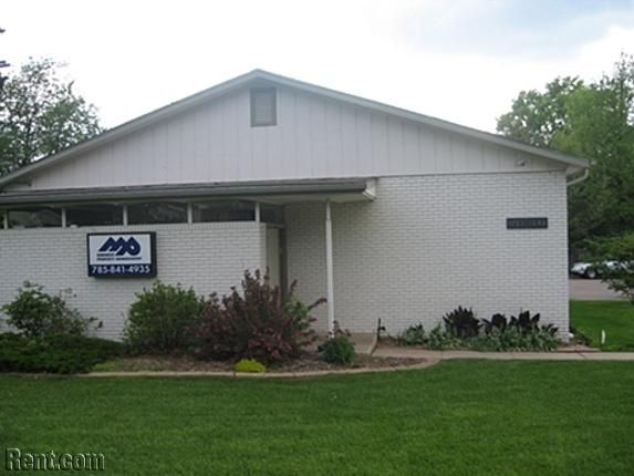 Midwest Property Management - 1203 Iowa, Lawrence KS 66044 - Rent.com Before renting any property managed by this company I would strongly encourage you to read their reviews on Google. I certainly wish I had. We moved my daughter into one of their properties last fall and it was nearly uninhabitable.  Throughout the year when the air conditioning quit, when we discovered black mold and brown recluse spiders the company was unresponsive to maintenance requests.